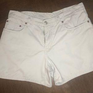 Ralph Lauren Beige Shorts Size 10